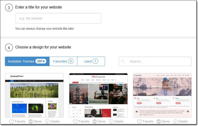 SiteRubix Website Builder